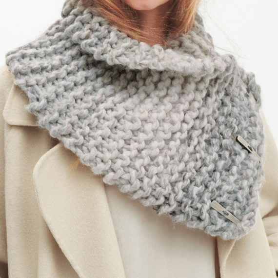 Breipakket Color XL Snood Rejane