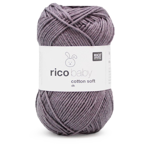 Rico Baby Wol.Rico Baby Cotton Soft Dk